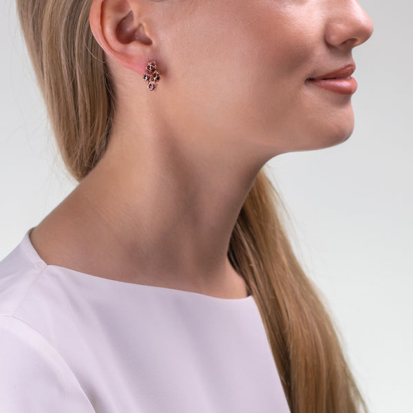 Designer earrings EMBRACE HONG KONG Cloud Earrings - Boltenstern