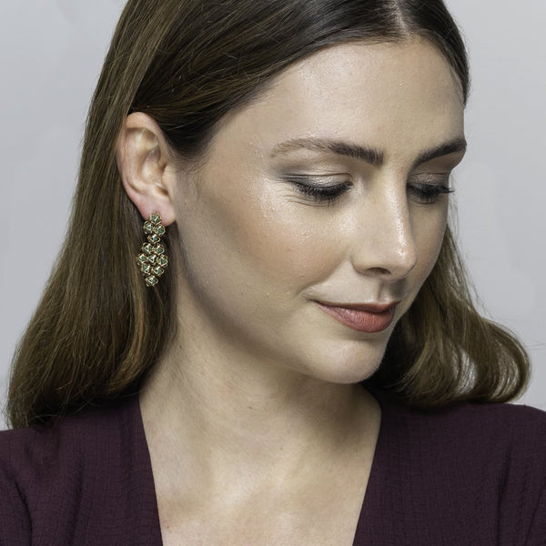 Designer earrings EMBRACE PARIS CLASSIC Couture Earrings - Boltenstern