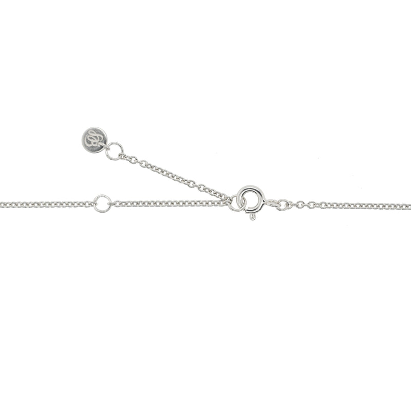 EMBRACE Cloud Bracelet Sterling Silver 6mm