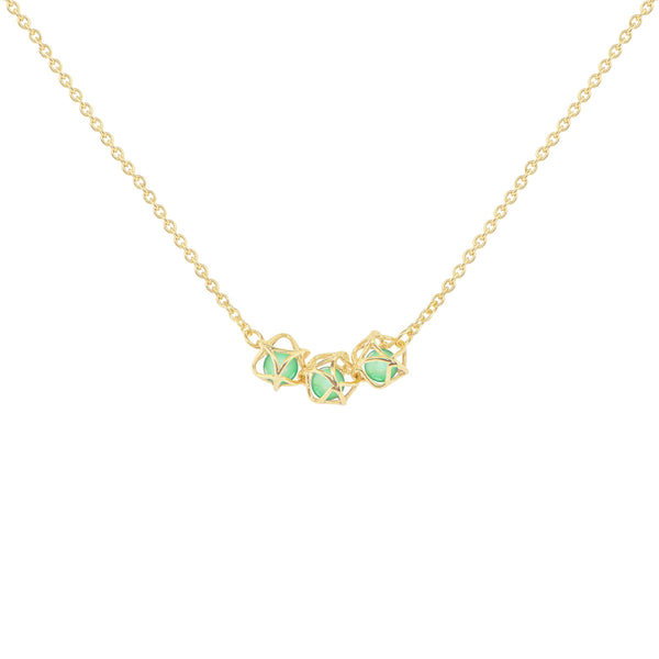 Designer necklace EMBRACE PARIS CLASSIC 3-Star Necklace - Boltenstern