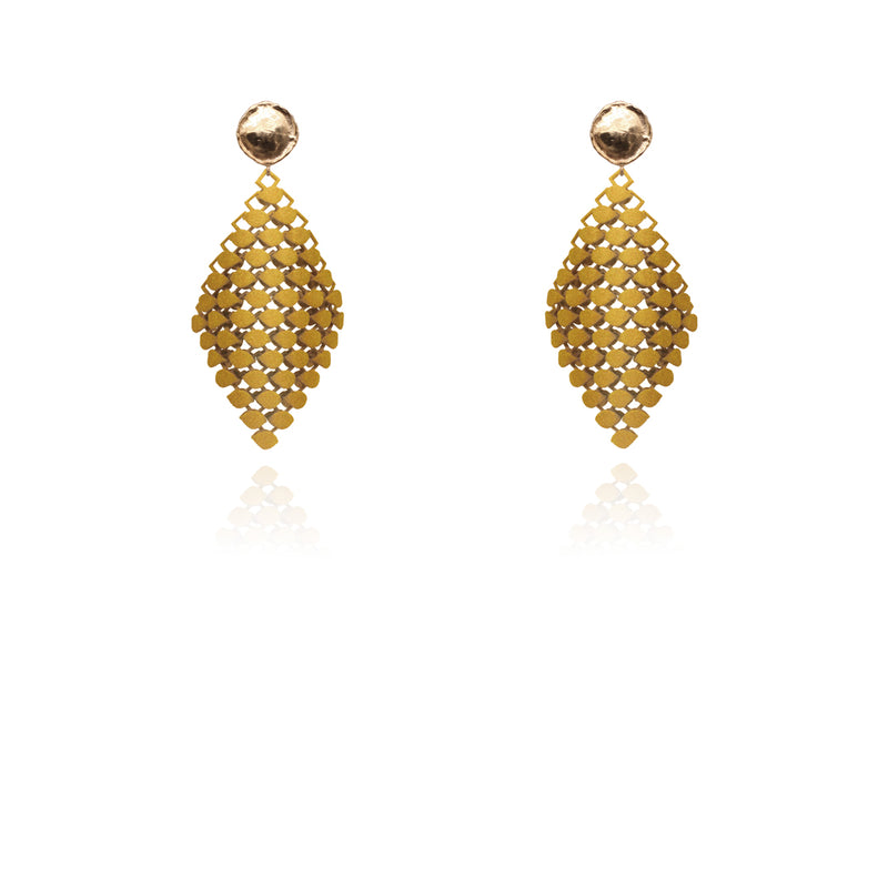 FABNORA | Bronze Shimmer | Earrings S