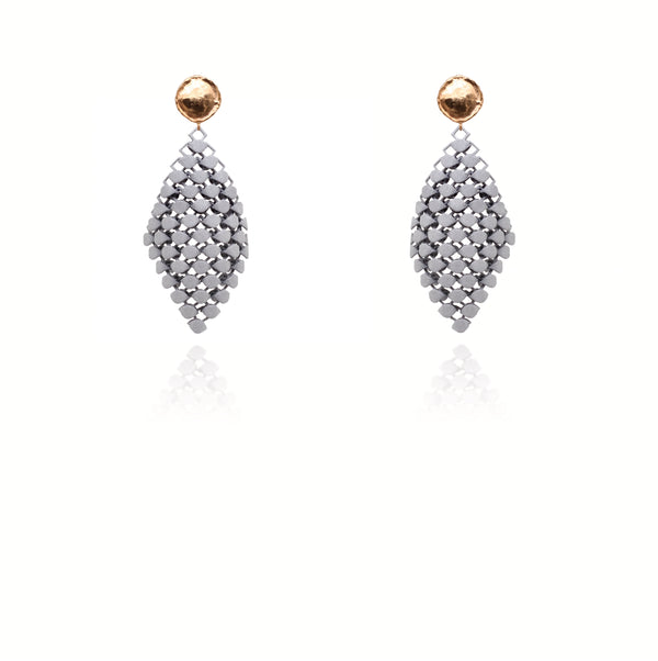 FABNORA | Stone Grey | Earrings S