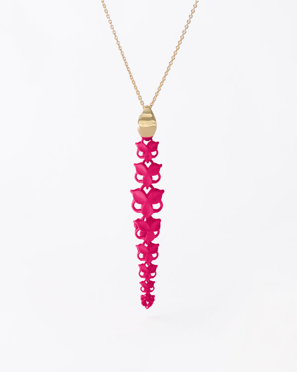 FABNORA Blossom | Hot Pink | Necklace