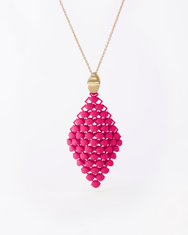FABNORA Essence | Hot Pink | Necklace