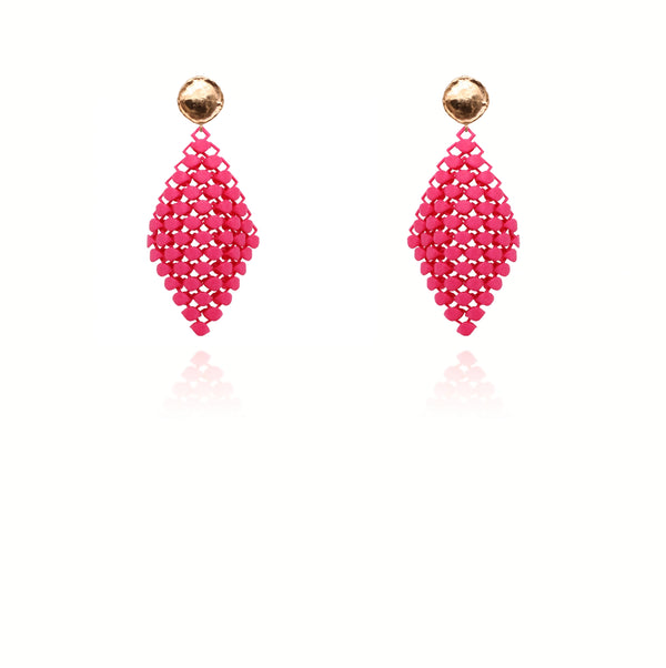 FABNORA | Hot Pink | Earrings S