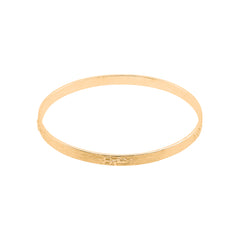 Signature Bangle Gold