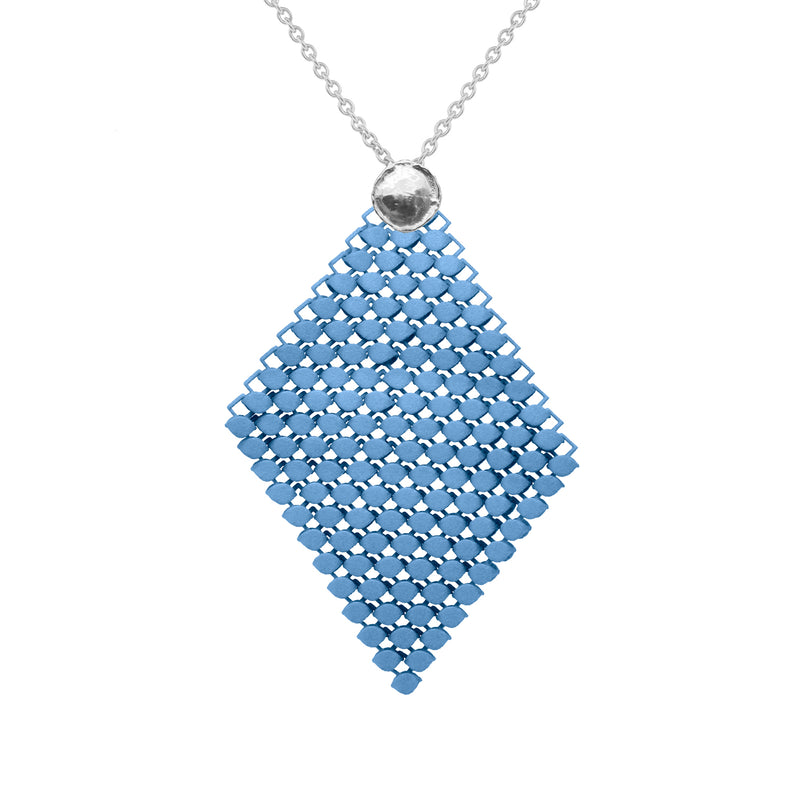 FABNORA AMALFI | Topaz Blue | Necklace L