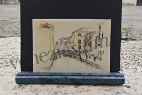 Venice watercolors 16 postcards complete collection by Sally Spector