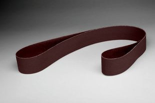 3M™ Cloth Belt 241E, 1/2 in x 24 in 120 XE-weight, 50 per inner 200 per case