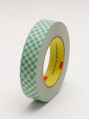 3M™ Double Coated Paper Tape 410M, 1 1/2 in x 36 yd, 24 rolls per case Bulk