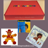 Cowboy Multicultural Gift Box