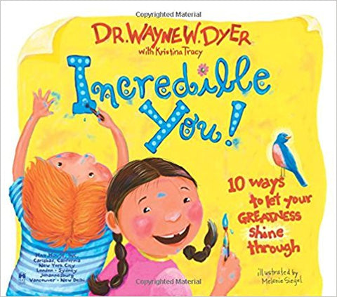 Incredible You! 10 Ways to let your greatness shine through (Hardcover)