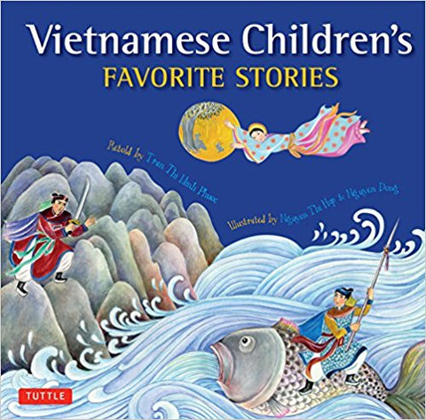 Vietnamese Children's Favorite Stories Hardcover