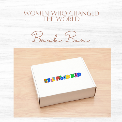 Women Who Changed the World (Book Box)