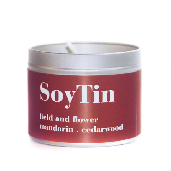 Field & Flower - SoyTin - 200gram