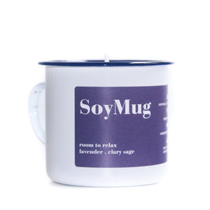 Room to Relax - SoyMug - 250gram