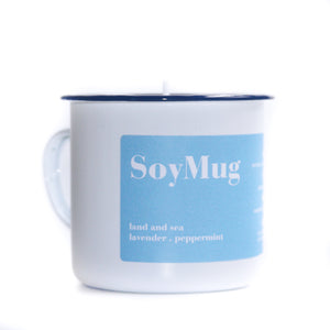 Land and Sea - SoyMug - 250gram