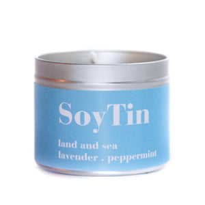 Land and Sea - SoyTin - 200gram