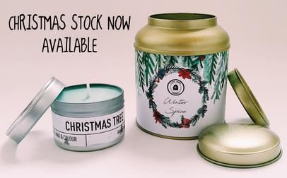 Christmas Stock now online
