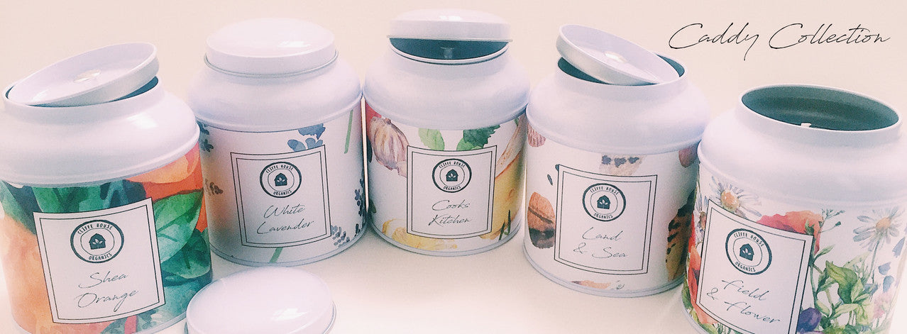 Caddy Collection - Soy Wax Candles