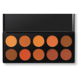BH Cosmetics 10 Color Camouflage and Concealer Palette 2