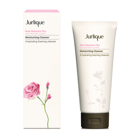 Jurlique Rose Moisture Plus with Antioxidant Complex Moisturising Cleanser 80g
