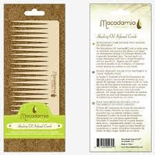 MACADAMIA OIL INFUSED COMB