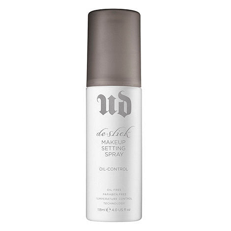 URBAN DECAY De Slick Makeup Setting Spray 120 ml