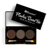 BH Cosmetics Flawless Brow Trio: Medium