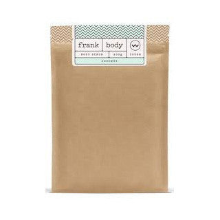 Coconut Body Scrub - Frankbody