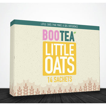 Bootea  - Little Oats (14 per pack)