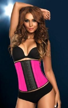 Ann Chery Women's Workout Waist Cincher  XSMALL 30 INCH WAIST, as worn by Kim Kardashian