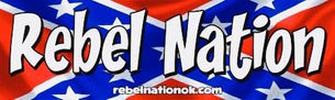 Rebel Nation- Confederate Flag Store Redneck Rebel Flag