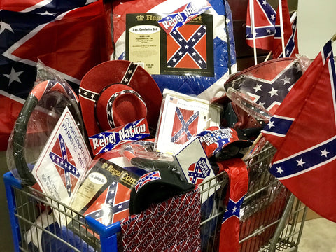 Confederate Flag Sales and Specials at Rebel Nation Store