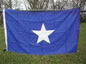 3'x5' Printed Bonnie Blue Confederate Flag