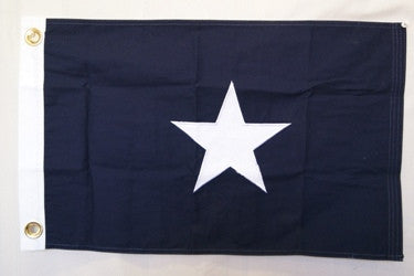 Bonnie Blue Confederate Flag