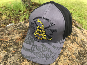 Gadsden We The People Hat
