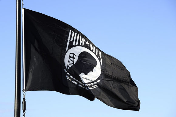Rebel Nation 3x5 POW MIA Flag $6.95