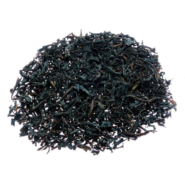 Loose Tea Black Leaves