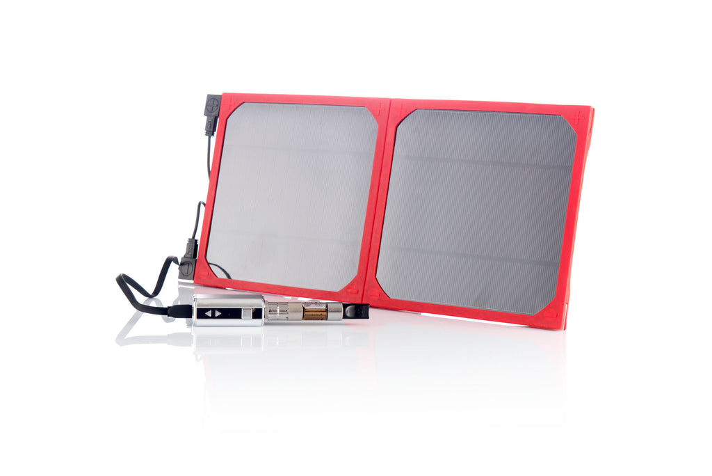 Jua Solar Battery Charger