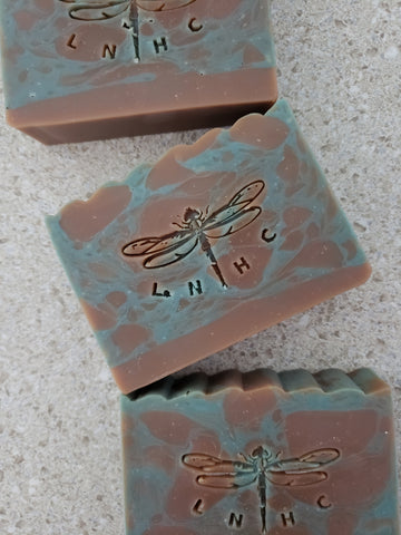 Hinoki Wood Handcrafted Artisan Soap