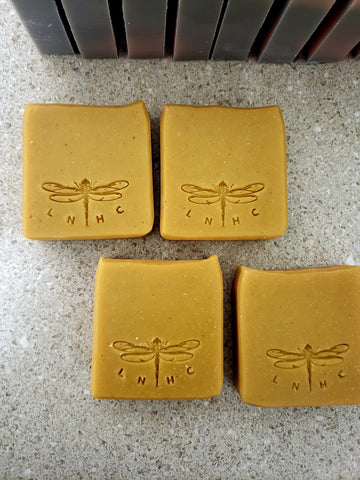 Bergamot Ylang-Ylang & Lemongrass Essential Oil Soap - 100% Natural