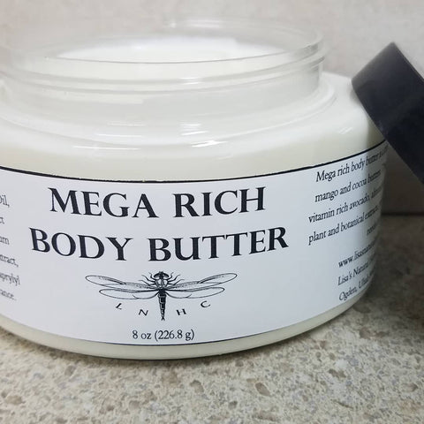 Mega Rich Body Butter