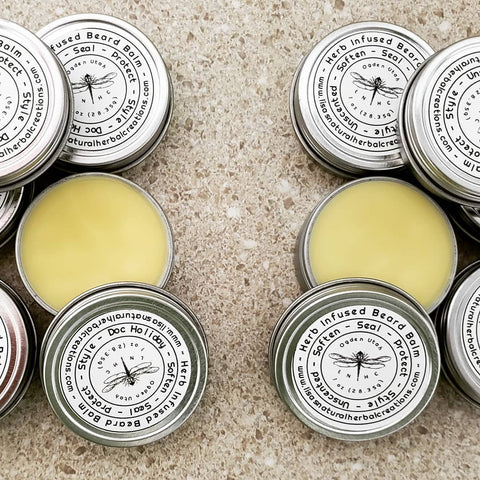 Beard Balm - All Natural Herb Infused