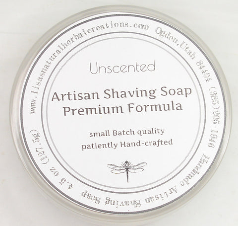 Artisan Shaving Soap - Premium Edition with Sheep's Milk