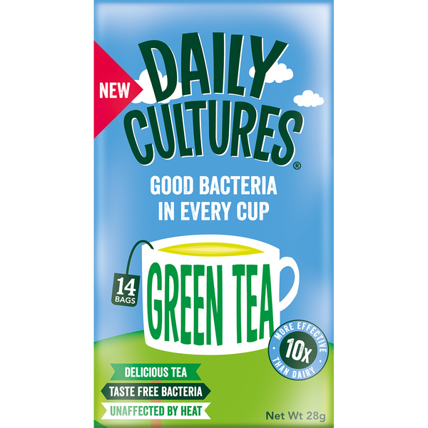 Green Tea (4 Boxes) - 56 Tea Sachets