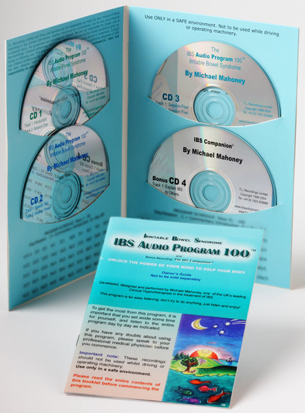 Want a chance to win a free copy of the IBS Audio Program 100?
