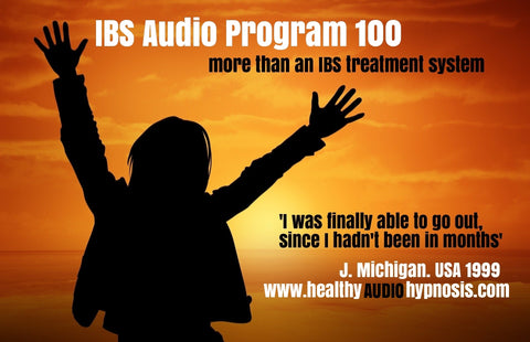 IBS Audio Program 100 testimonial