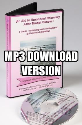emotional recovery after breast cancer cd mp3