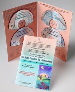 IBS Audio Program 60 for Children - FAP - MP3 Download or CD Set Version
